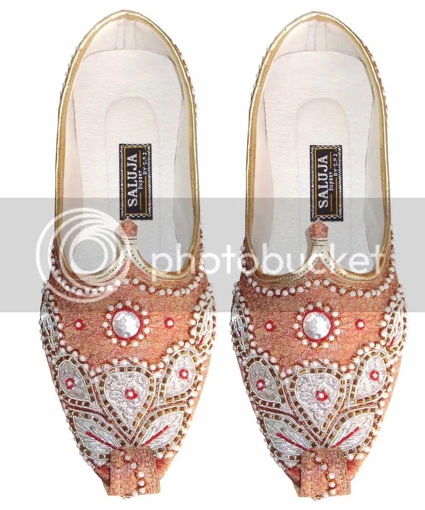Women Designer Wedding Bridal traditional khussa shoes sandal slipper beaded shoes, punjabi juti, jutti.