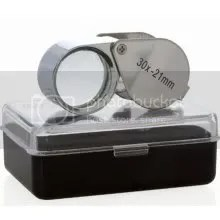 An Example of a mis-listed magnifier
