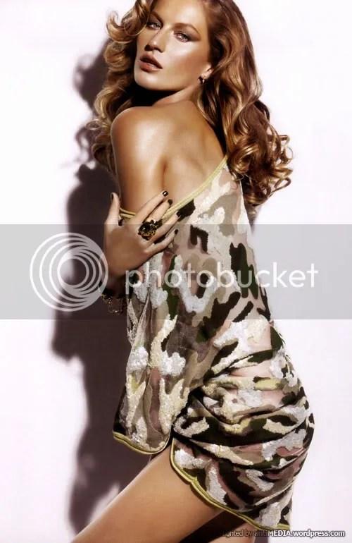 Gisele Bündchen - Vogue Latin America