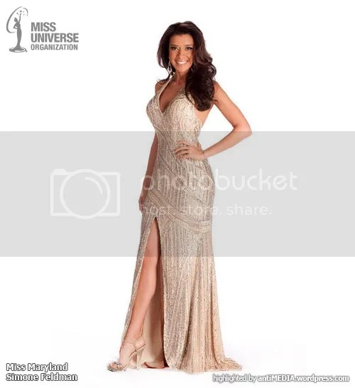 Miss USA 10 (night gown)