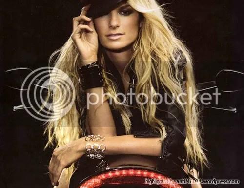 Marissa Miller - Harley Davidson