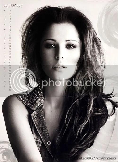 Cheryl Cole - Official Calendar 2010