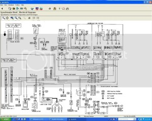 HUD cluster Wiring diagram  Zilvia Forums | Nissan
