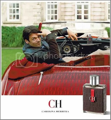 CH Men.  Err - I mean the fragrance!