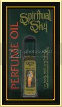 Spiritual Sky Patchouly Oil