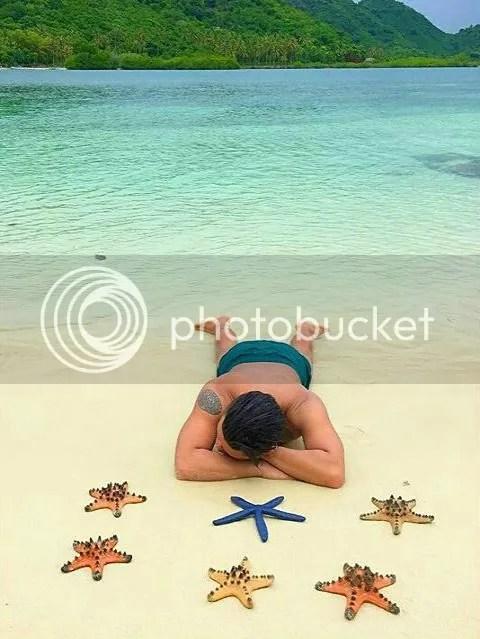 snorkeling gili di Gili Kedis