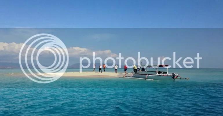 Snorkeling gili di lombok - Gili kedis