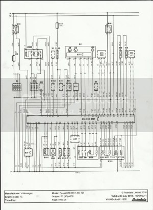 1Z ECU WIRE DIAGRAM  The Brickyard
