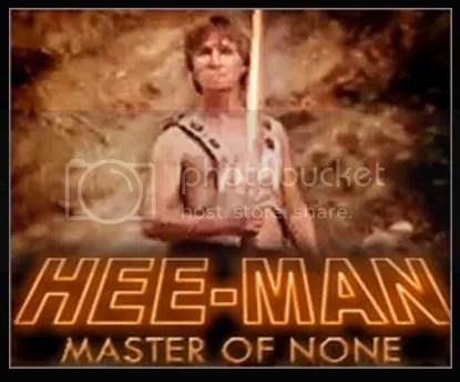 Redford White - Hee Man: Master of None