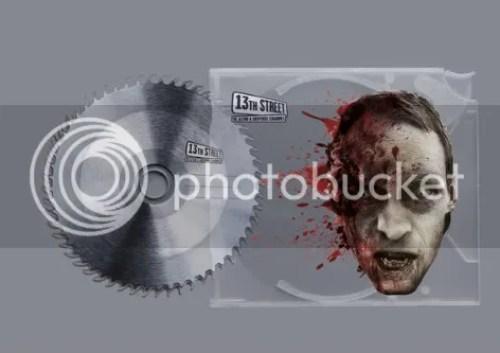 Zombie CD Jacket