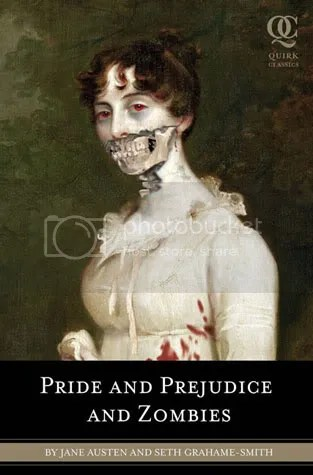 Pride, Prejudice, Zombies, and now iPhone