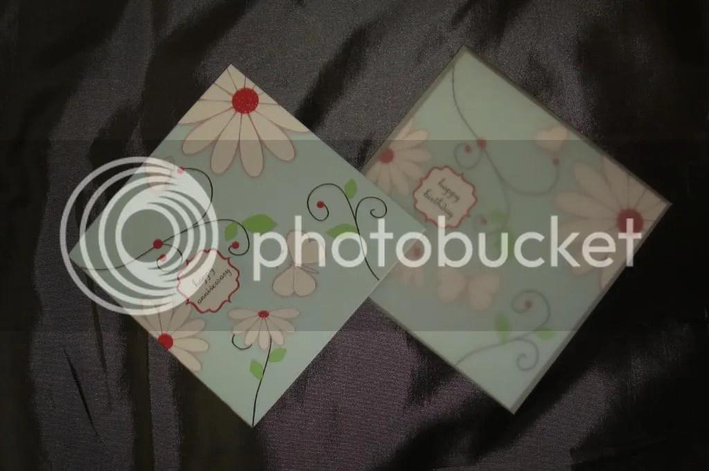 Turquise Dream Card