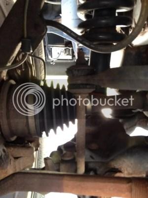 Broken sway bar end links (PICS)  Toyota 4Runner Forum