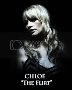 Goodbye, Chloe! It was very romantic, but you could totally have gotten away. Cal told you to run. You let him down.