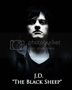 Goodbye, JD! Everyone was mean to you, but at least youre off the hook for those murders now.