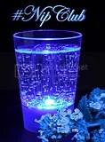 blue nip glass