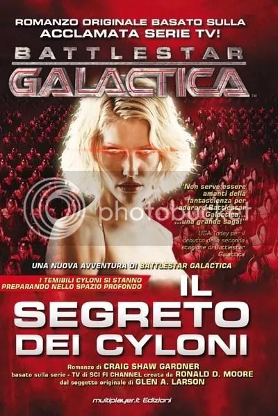 Il segreto dei Cyloni - Battlestar Galactica