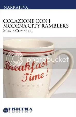 Colazione con i Modena City Rambles - Milvia Comastri