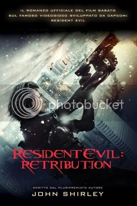 Resident Evil: Retribution - John Shirley - Multiplayer.it edizioni