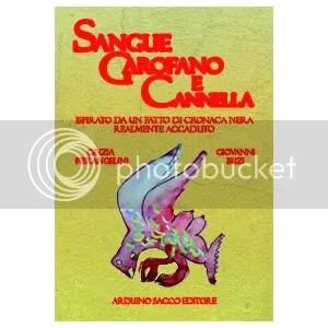 Sangue Garofano e Cannella