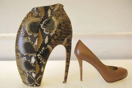 Alexander McQueen Shoes Spring Summer 2010