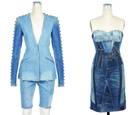 Alexander Wang and Derek Lam dress for Project Blue