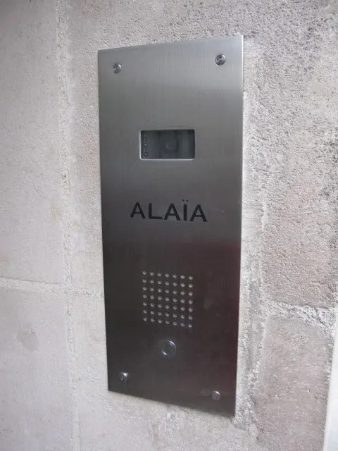 Azzedine Alaïa Paris