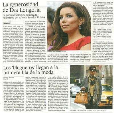 El Pais Newspaper Spain