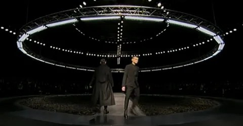 Dior Homme Fall 2010 2011 photo