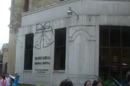 Dr Jose Fabella Hospital