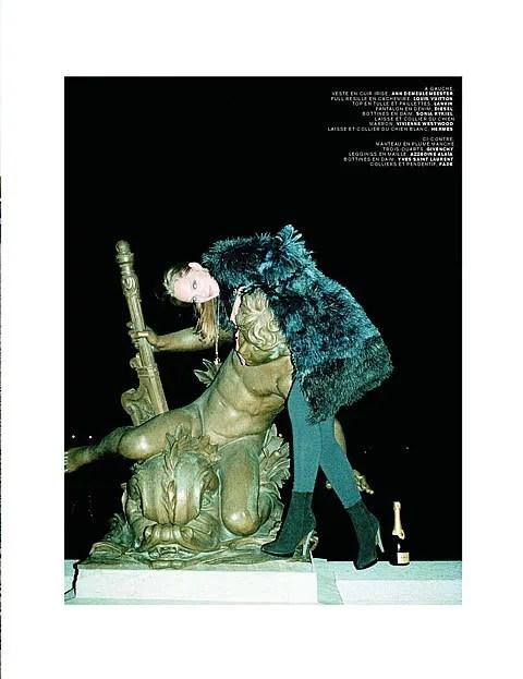Jules Mordovets, Jalouse Magazine
