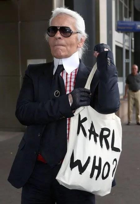Karl Lagerfeld Karl Who? Bag
