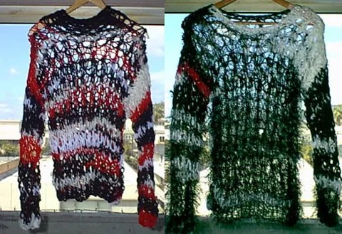 Mohair Sweaters