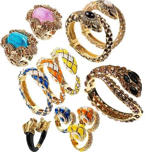 Roberto Cavalli Jewelry