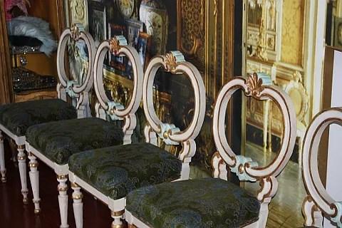 Anna Dello Russo's Apartment - Chairs