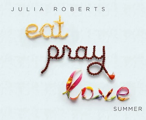 Eat, Pray, Love starring Julia Roberts