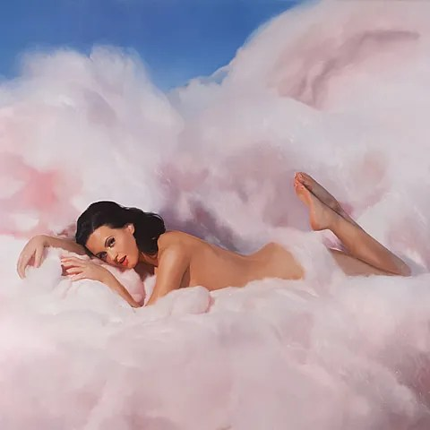 Katy Perry Teenage Dream Lyrics Video