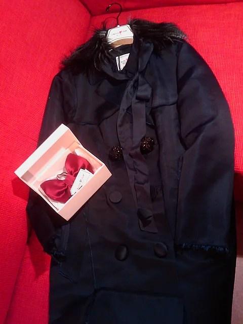 Lanvin x H&M coat