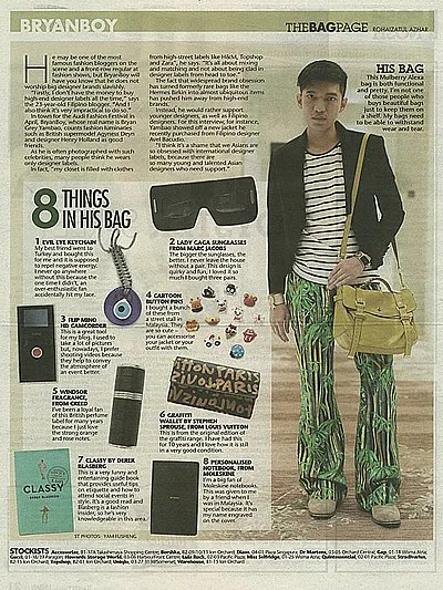 Singapore Straits Times