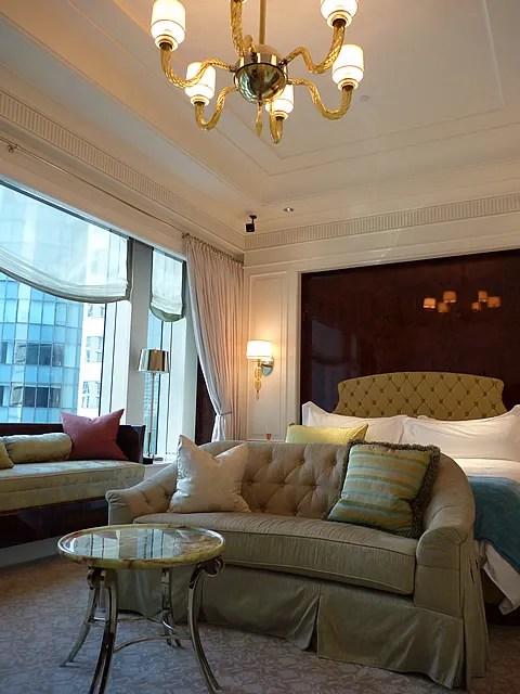 St. Regis Singapore Hotel room photo