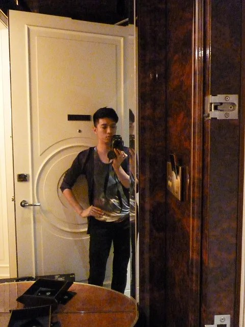 St. Regis Hotel Singapore bryanboy
