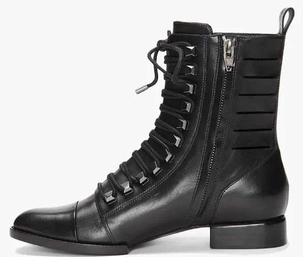 Alexander Wang Andrea boots - side view