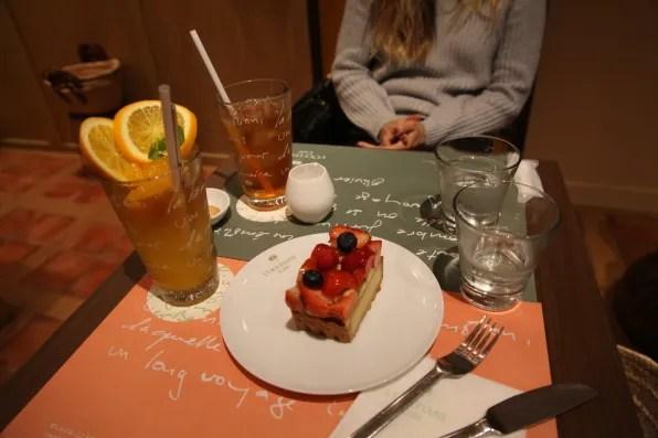 L'Occitane Cafe, Shibuya