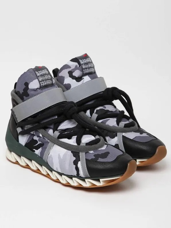Bernard Willhelm x Camper hiking sneakers