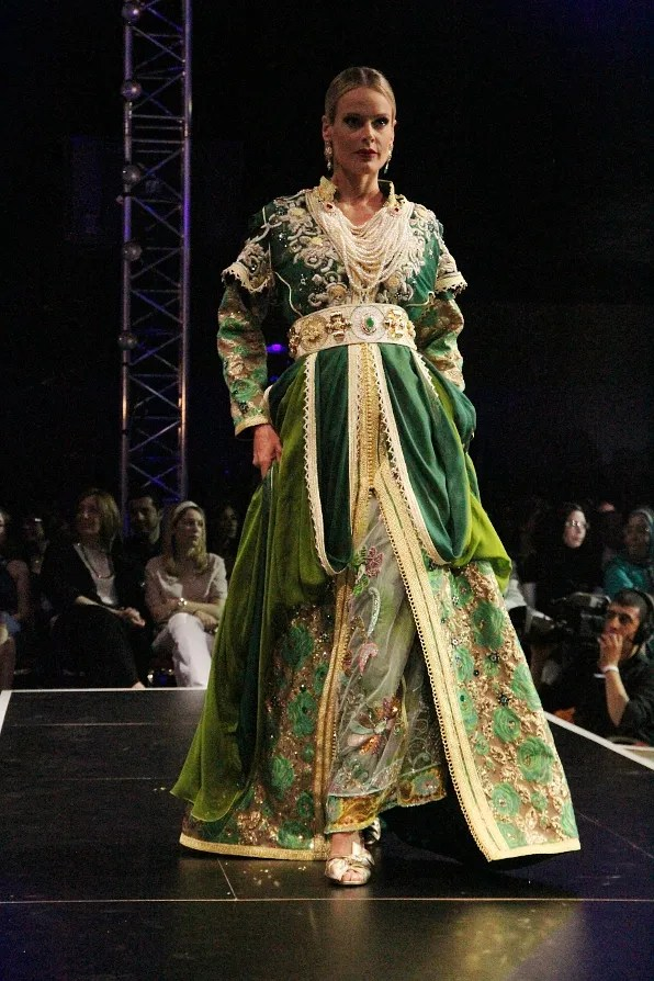 Caftan 2011 Fashion Show, Marrakech