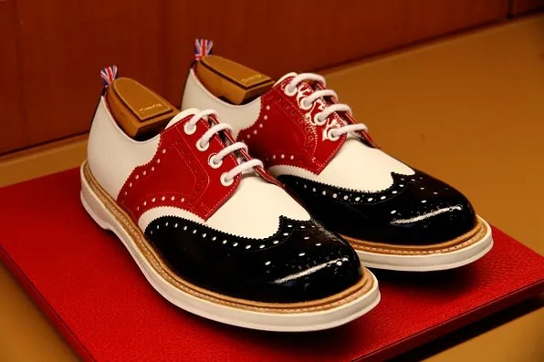 Church's menswear shoes spring summer 2012