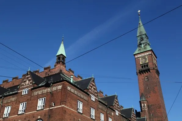 Velkommen til Copenhagen