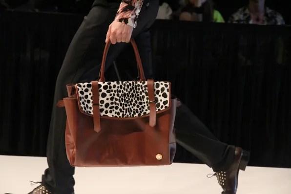 Dresscamp brown bag
