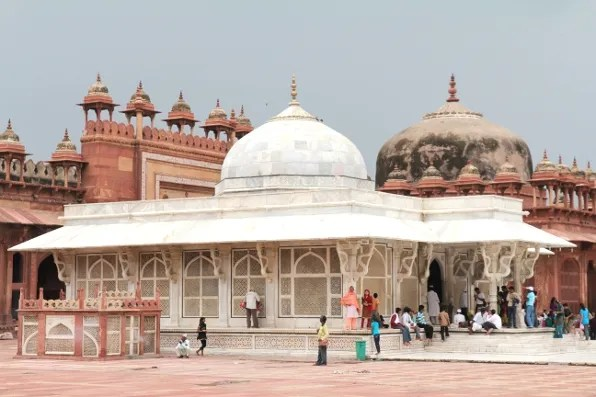 Fatehpur Sikri Mosque, India