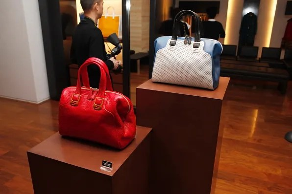Fendi Resort 2012 handbags